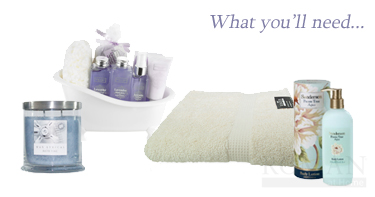 Luxury Bath Gifts
