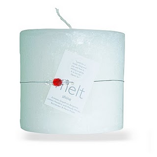 Angel Melt Candle