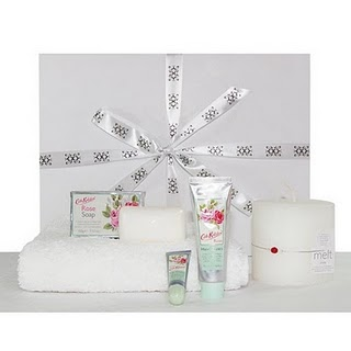 Cath Kidston Candle Gift Set