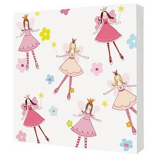 Children's Canvas - Fairies