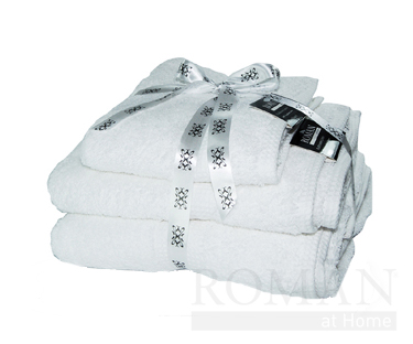 Luxury Egyptian Cotton Towel Bales 