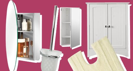 De-Clutter Your Bathroom