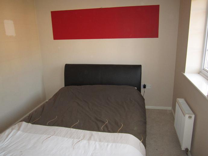 Bedroom: Befor Photo