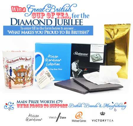 Win Diamond Jubilee Tea