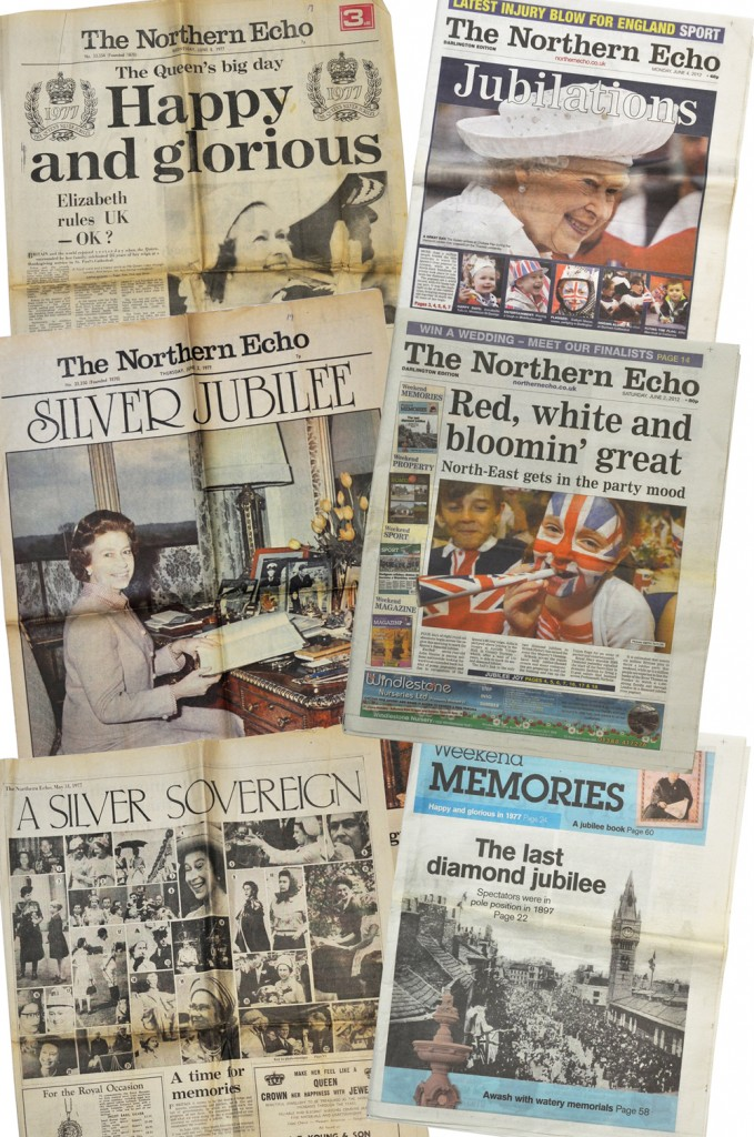 Northern Echo Paper
