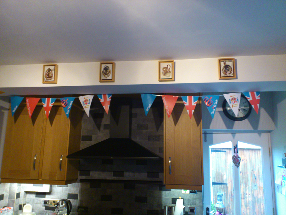 Roman at Home Jubilee Bunting