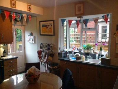 Roman at Home Jubilee Bunting Decoration