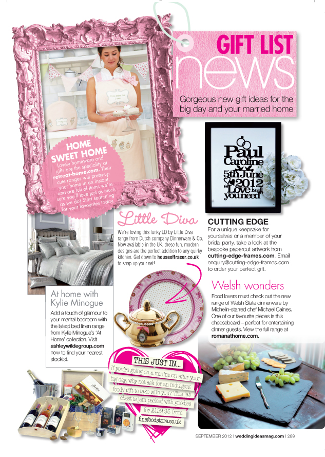Welsh Slate Wedding Ideas Mag