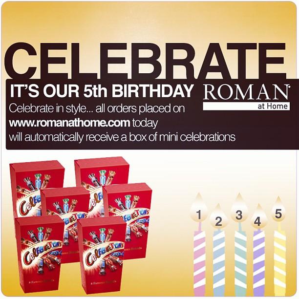 Free Mini Celebrations