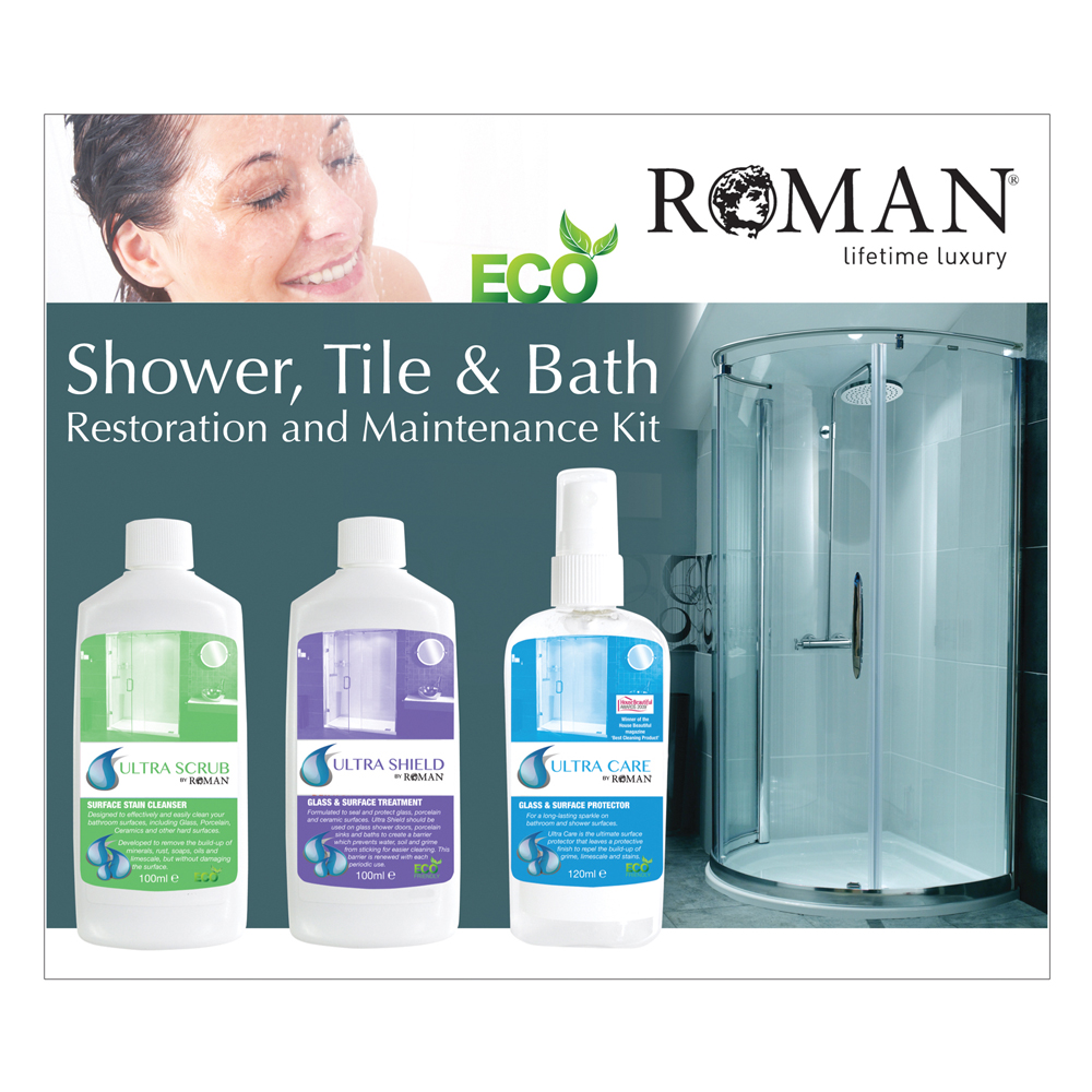 Top 5 essentials for the bathroom roman at home for Bathroom essentials