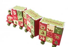 Christmas Advent Train