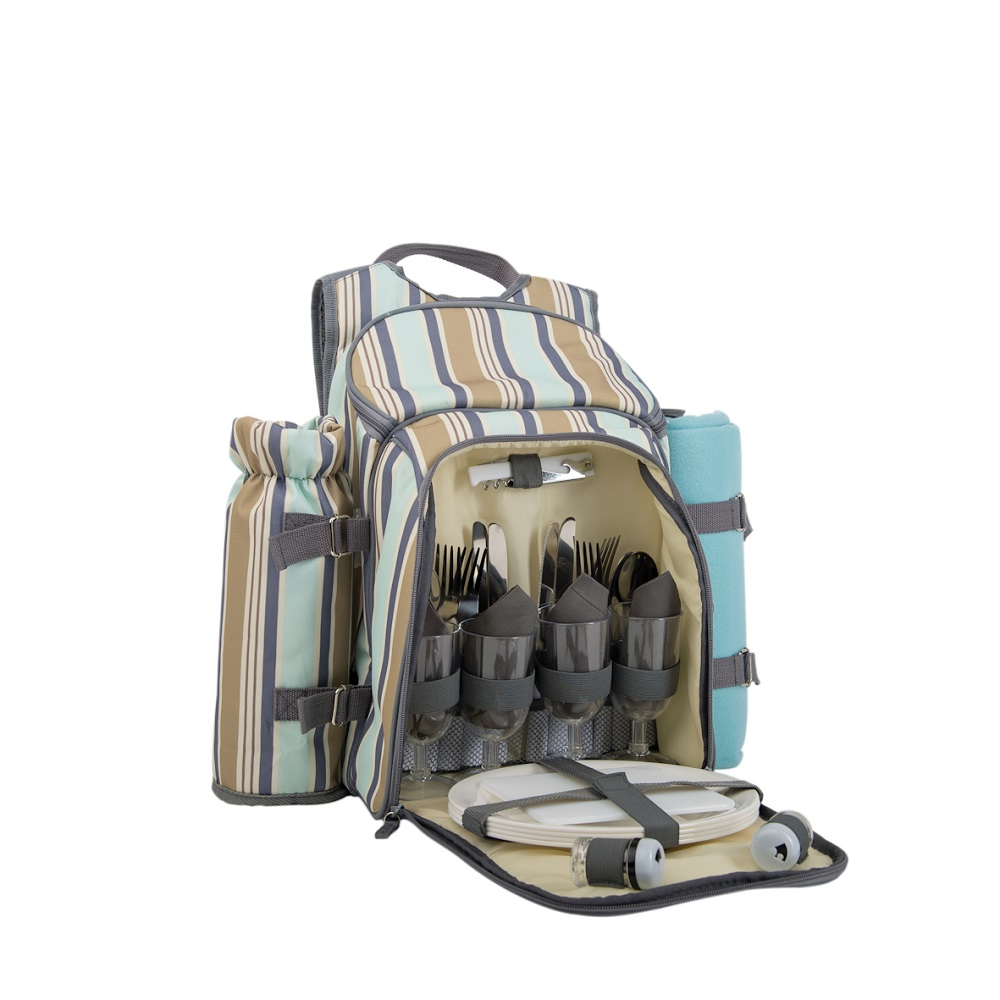Navigate Country 4 Person Picnic Backpack - £72.50
