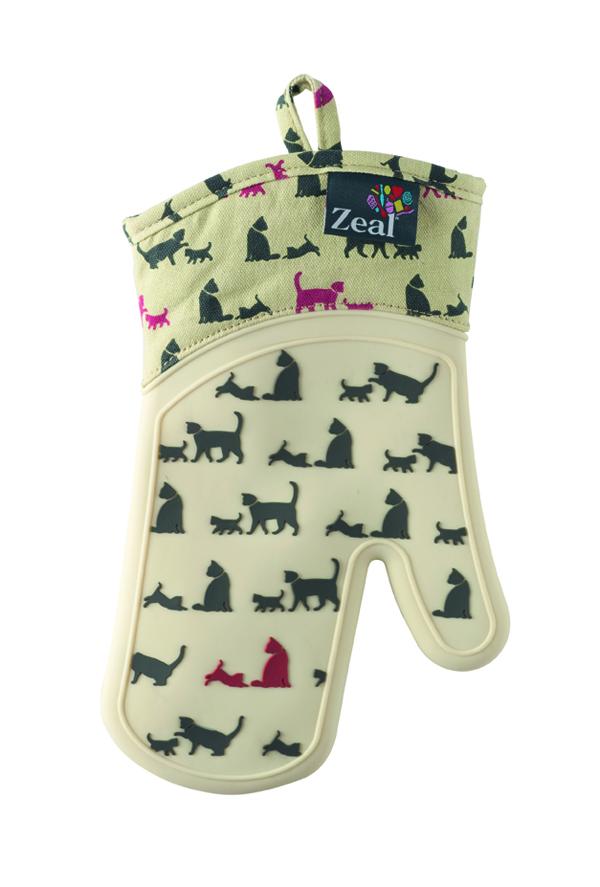 Single Oven Glove Cat Design Price £10.00
