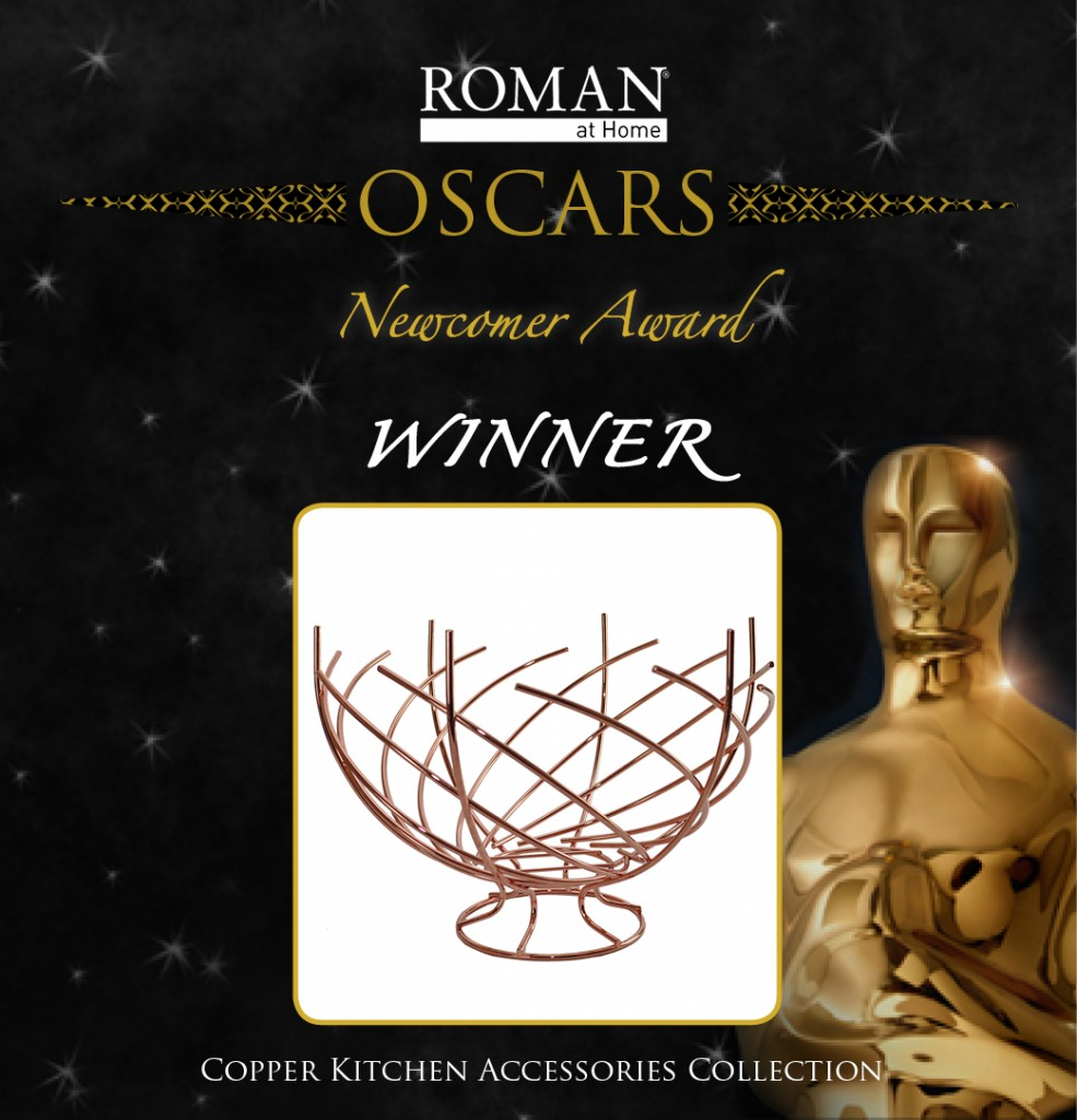 Roman at Home Oscars - FB - WIN - Newcomer