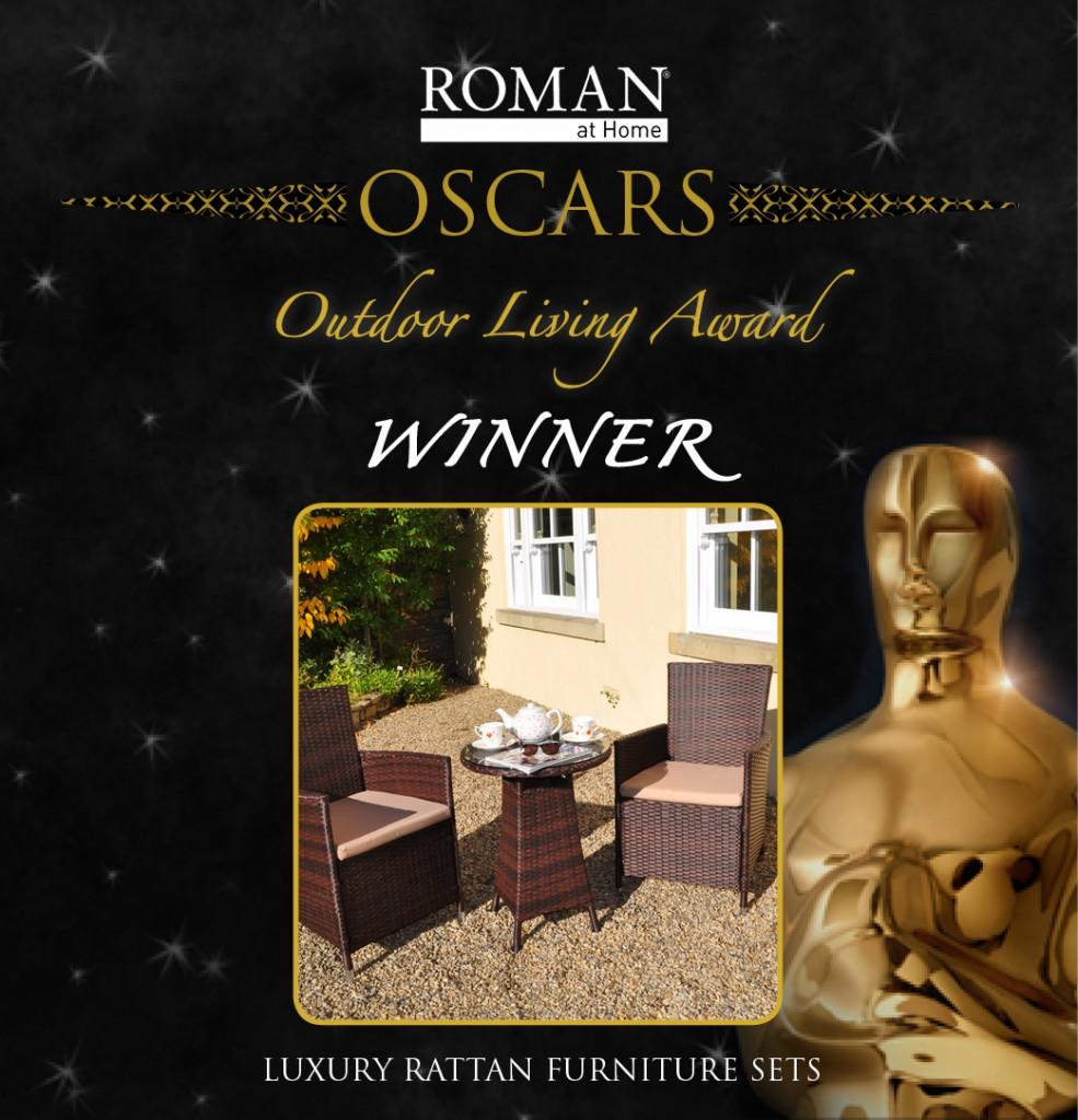 Roman at Home Oscars - FB - WIN - Outdoor Living