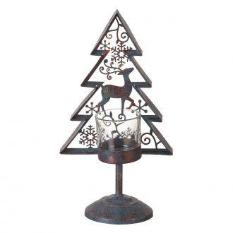 Christmas Tree Candle Holder