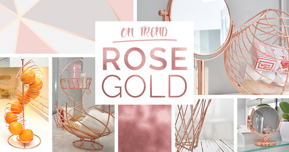 Roman at Home Rose Gold