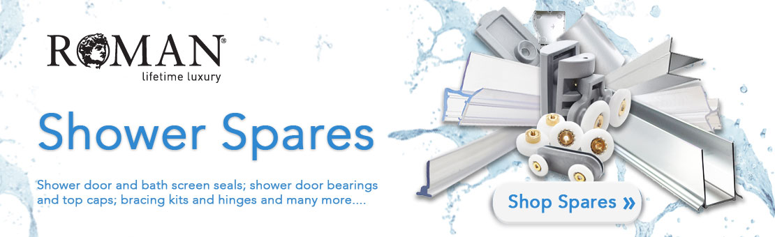 Roman Shower Spares seals runners bearings
