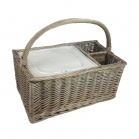 Willow Hampers & Baskets