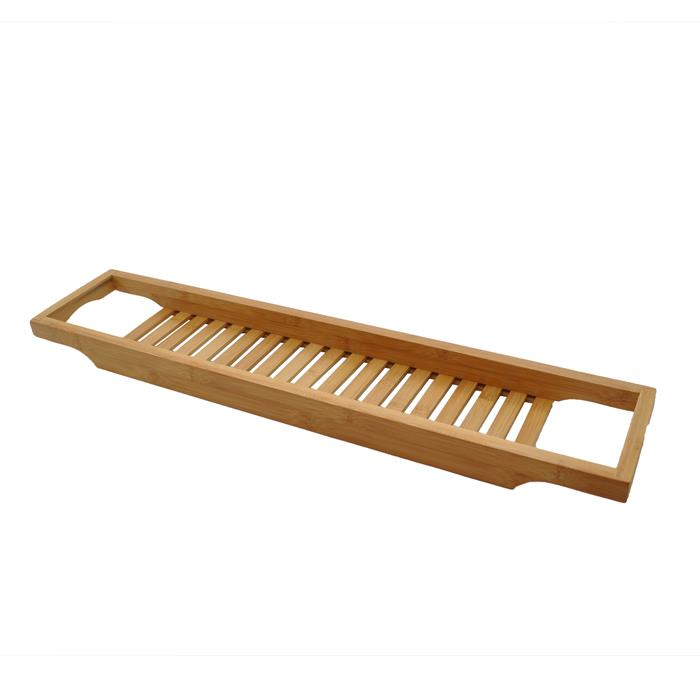 Slim Bamboo Bath Bridge