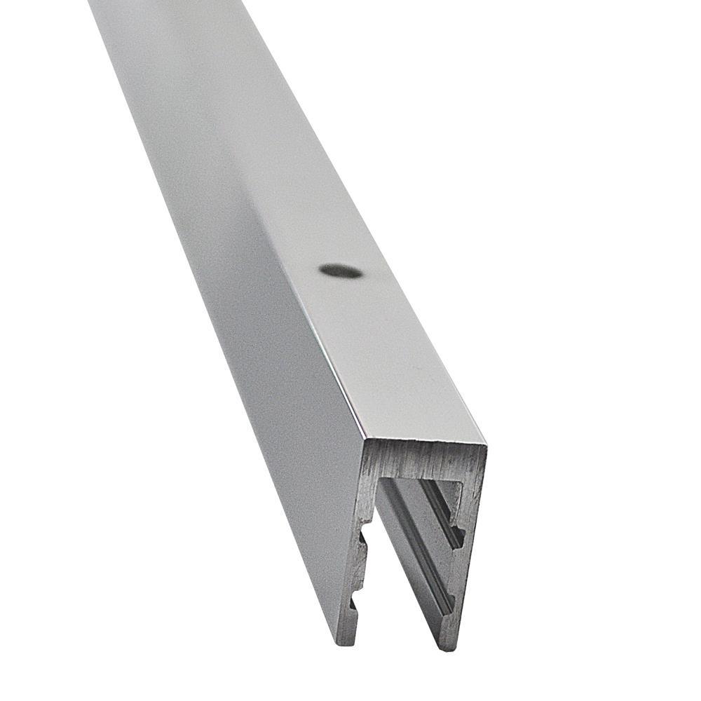 Glass Channel Profiles Aluminium Shower Spares