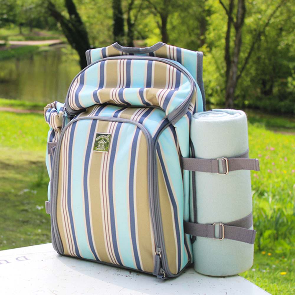Country 4 Person Picnic Backpack