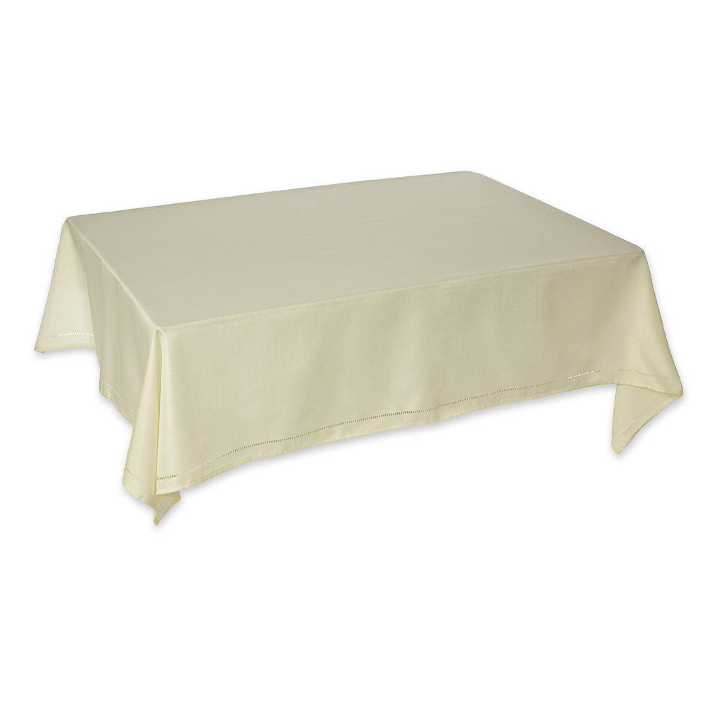 Cream Sienna Tablecloth 137x183cm