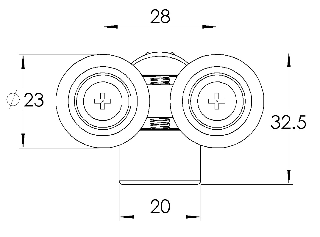 Shower Door Bearings And Bearing Packs Shower Spares