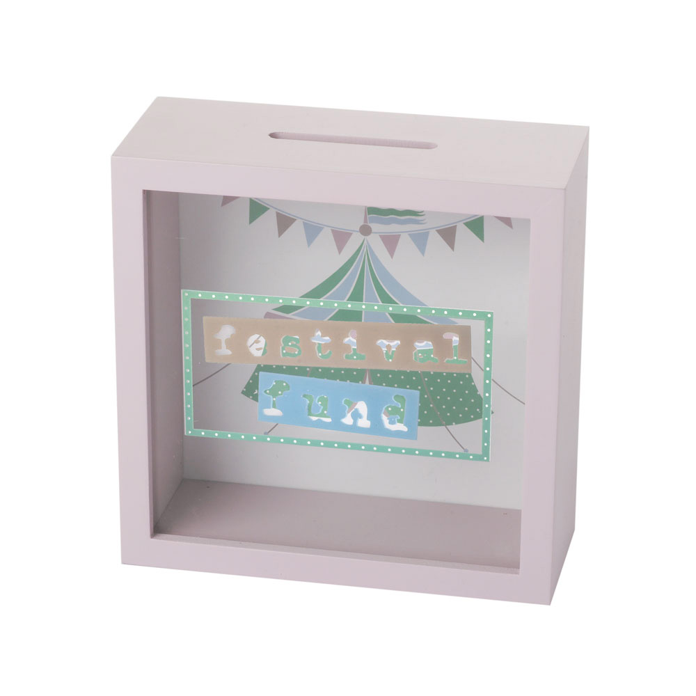 Festival Fund Money Saving Box