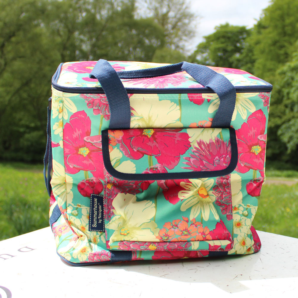 Floral Family Cool Bag