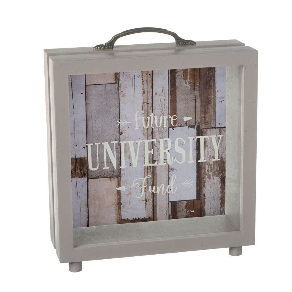 Future University Fund Money Saving Box