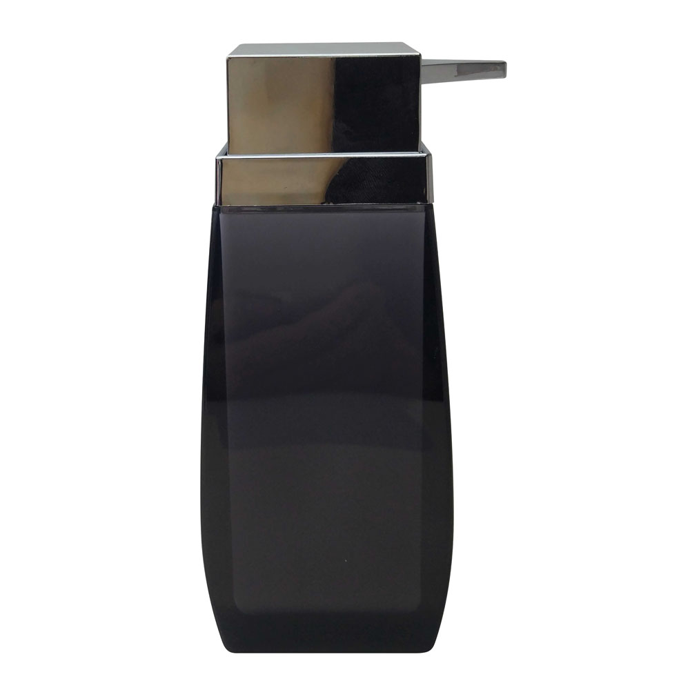 Smoke Grey Soap Dispenser
