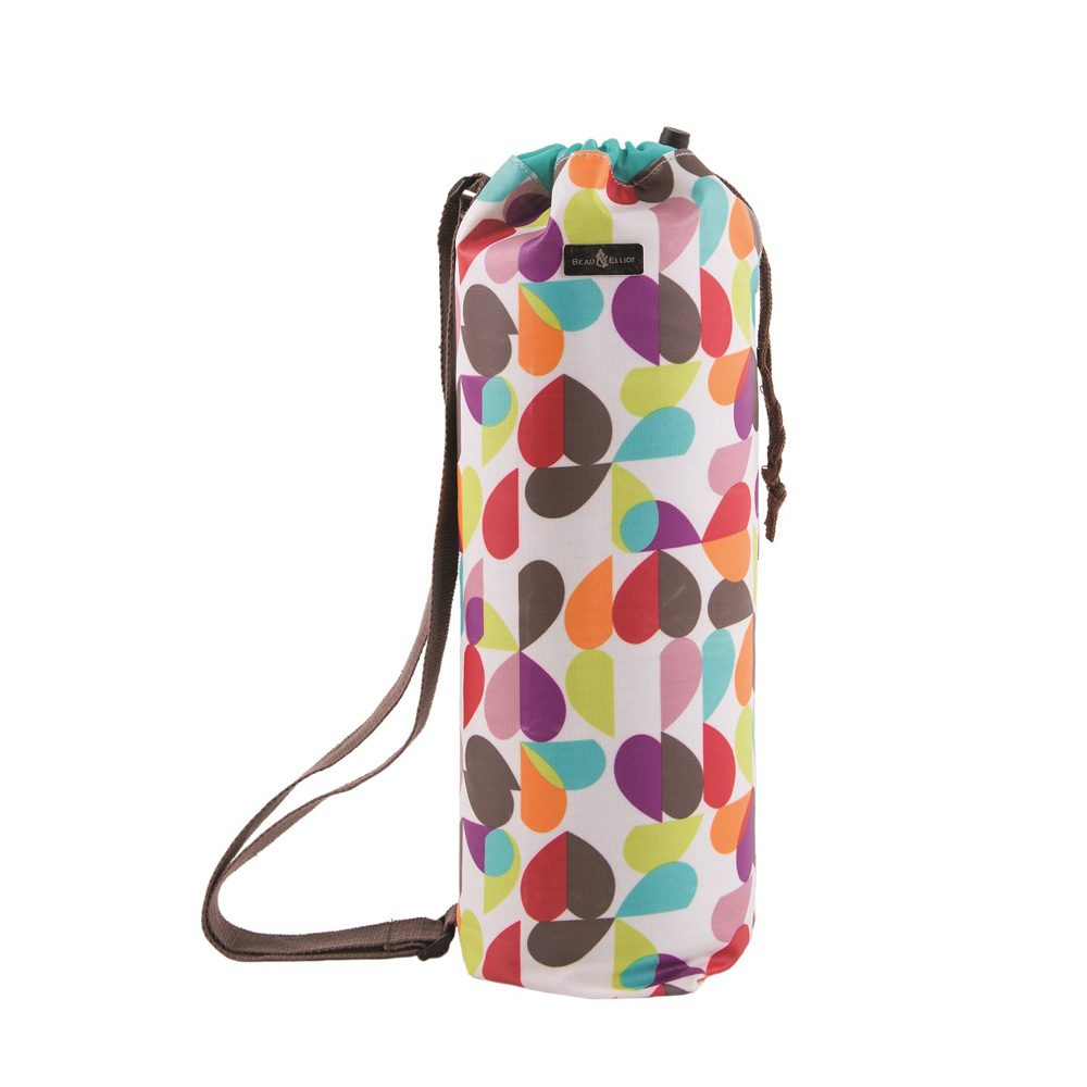 Summer Love Picnic Blanket in Duffle Bag