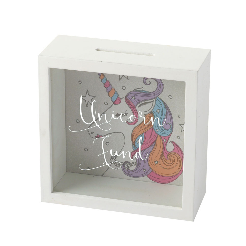 Unicorn Fund Money Saving Box