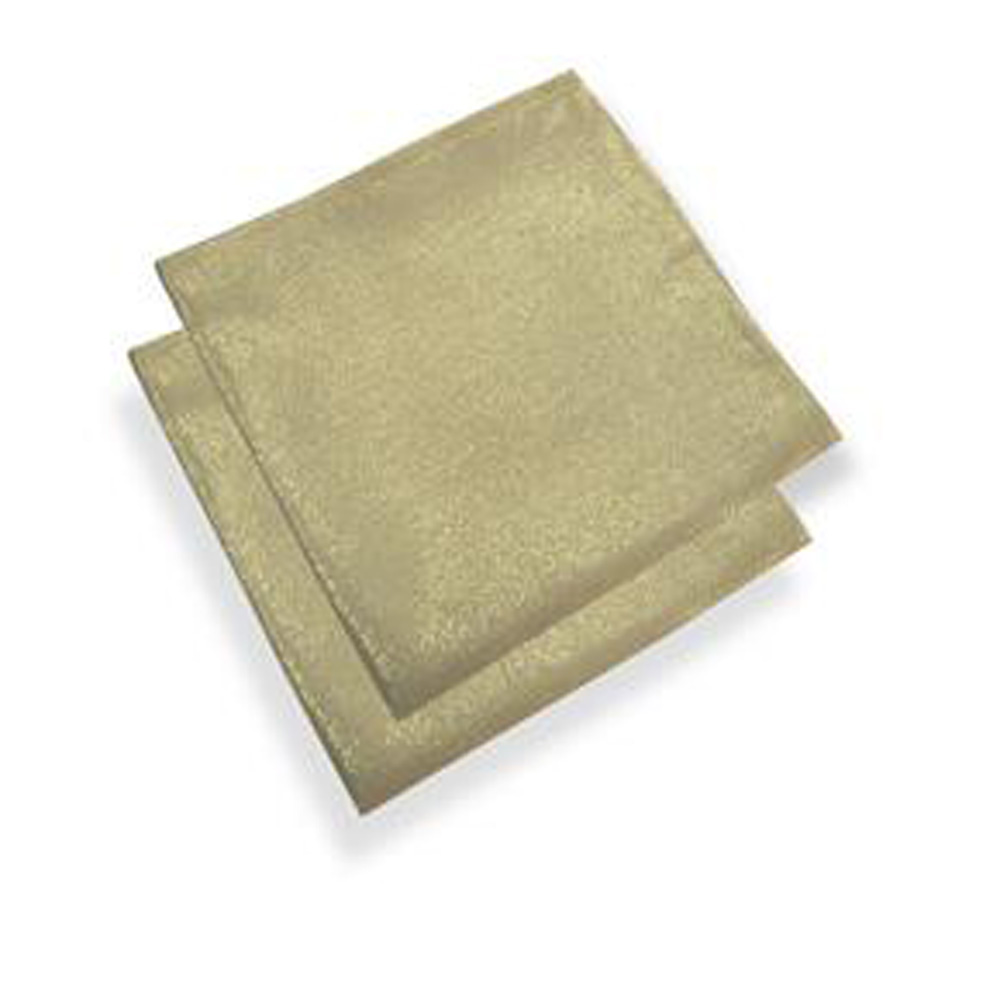 Gold Shimmer Table Napkins