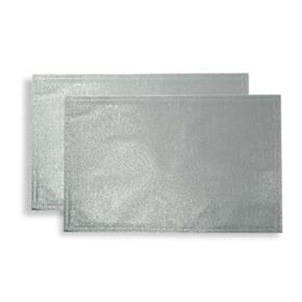 Silver Dining Table Placemats