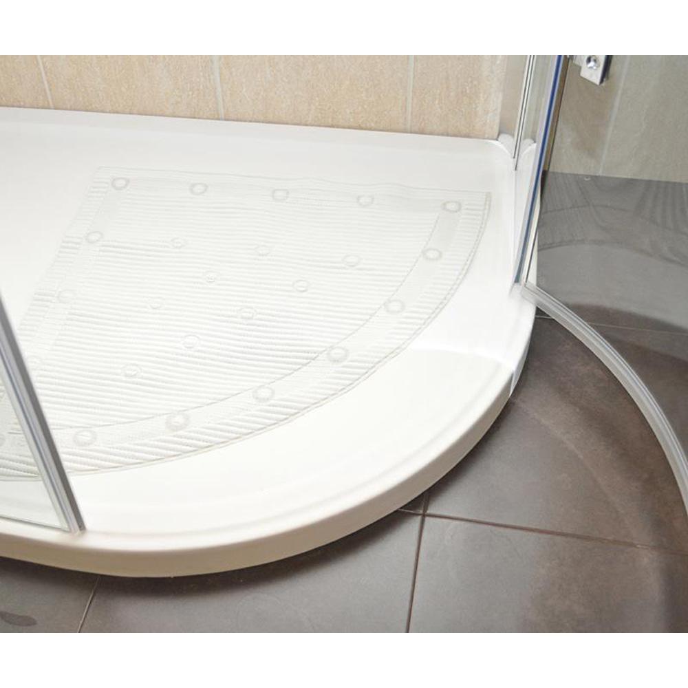 notjusttaps shower non uk extra clear slip mat large oversize co rectangular