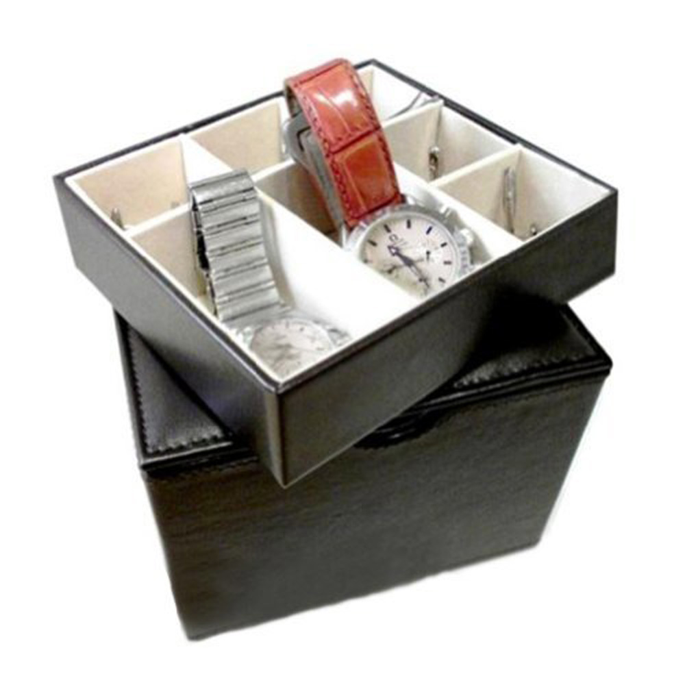 Cufflink and Watchbox Toiletry Mens Gift Set by Winter in Venice