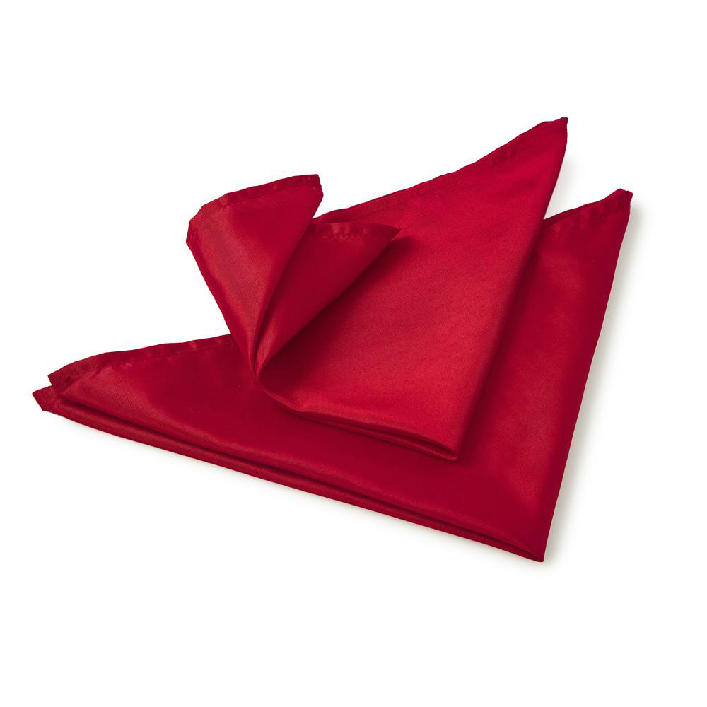 Red Yuletide Napkins