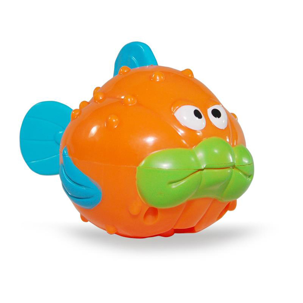 Wind-up Fish Kids Bath Toy