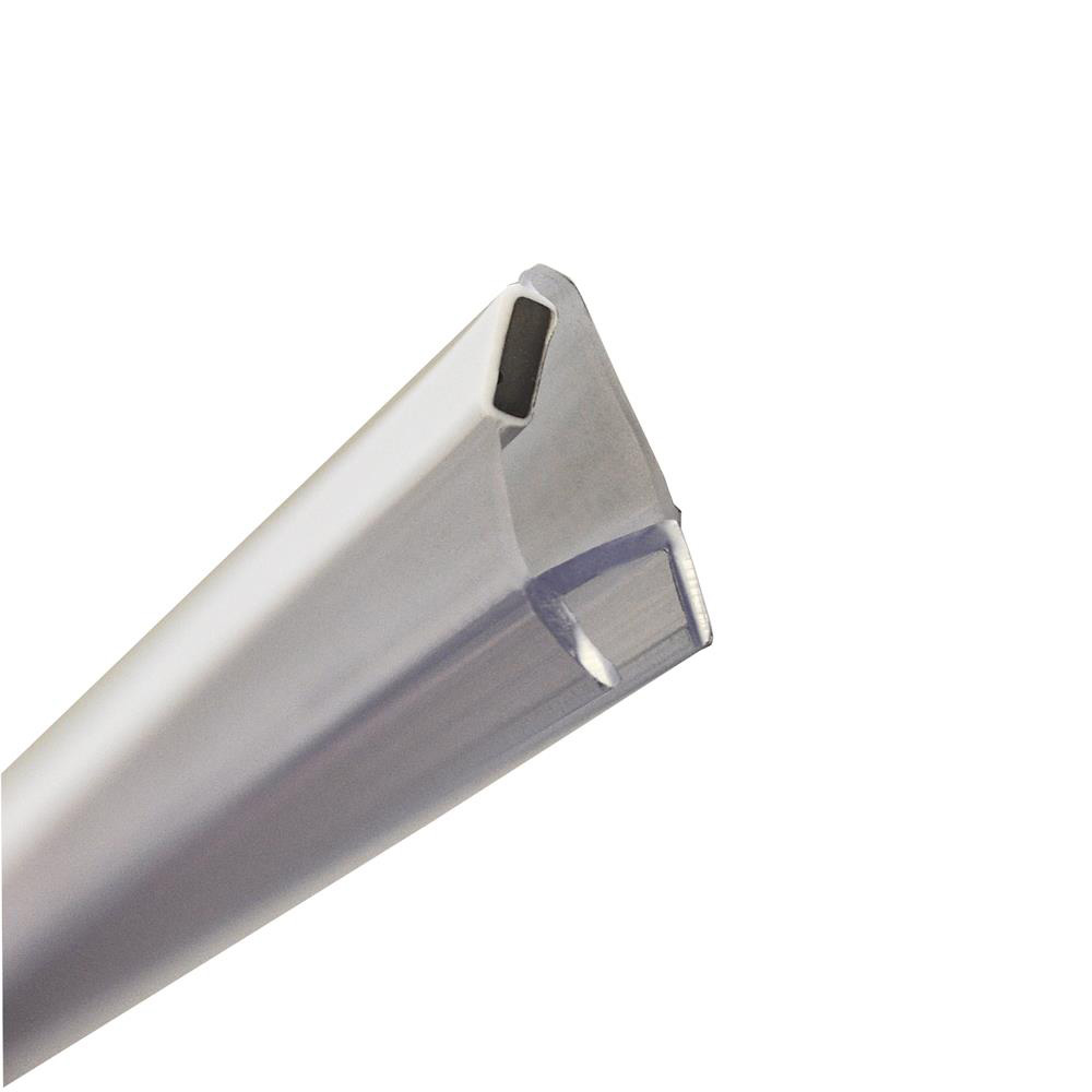 45 Degree Angle Shower Door Magnetic Seal: 1900mm