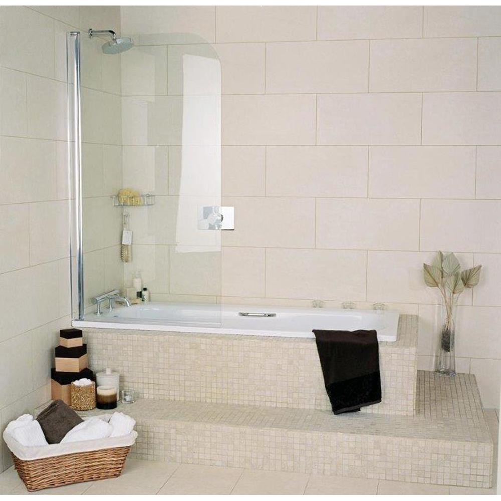 Bath Screen Bottom Seal 1000mm Straight Roman At Home