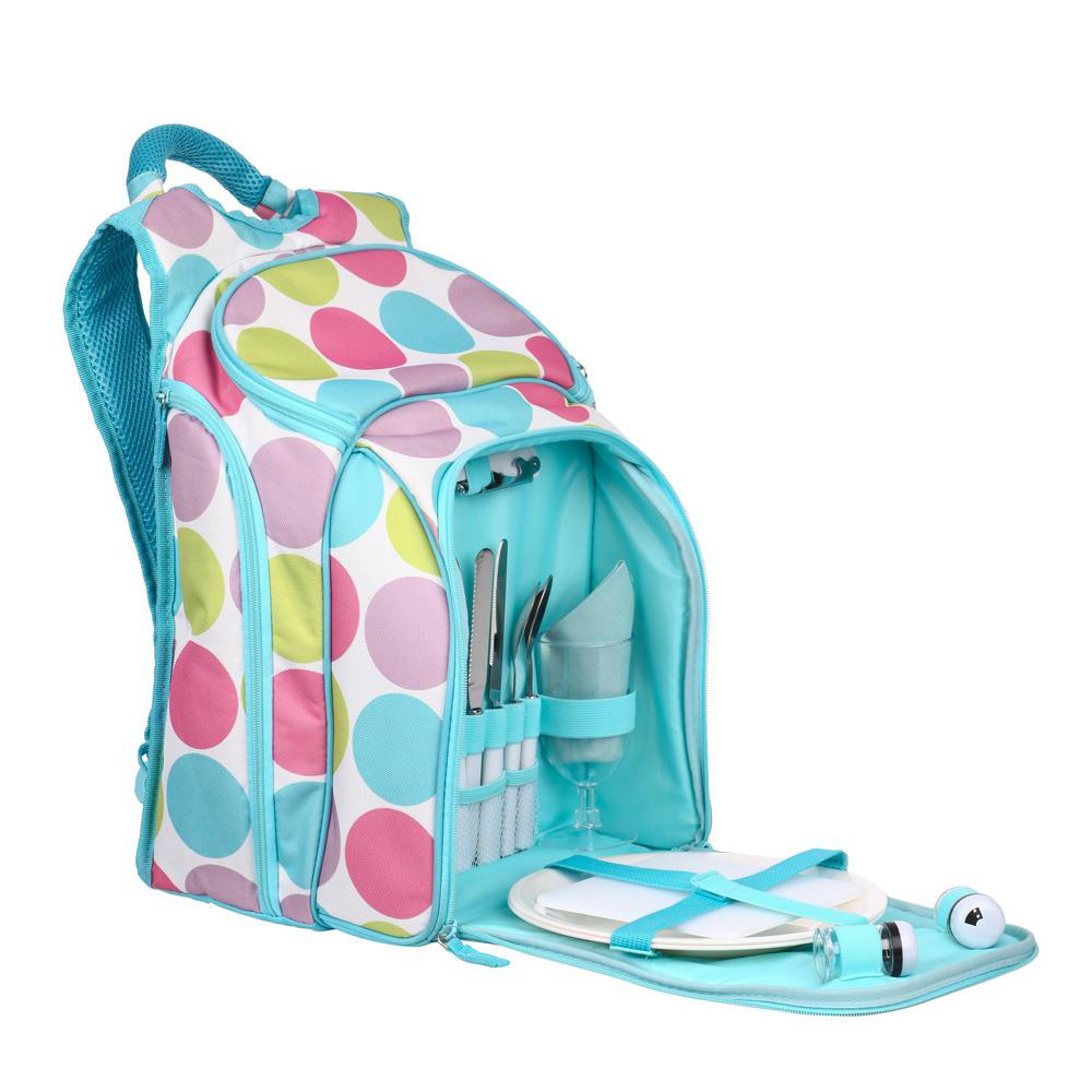 Navigate Candy Dot 2 Person Backpack