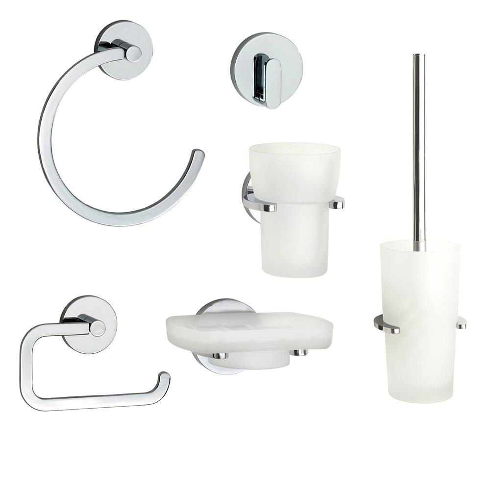 Smedbo Bathroom Accessory Pack - 'Loft'