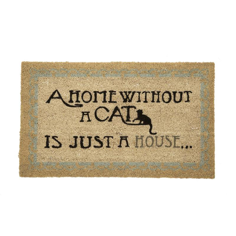 Home without a Cat is Just a House Doormat