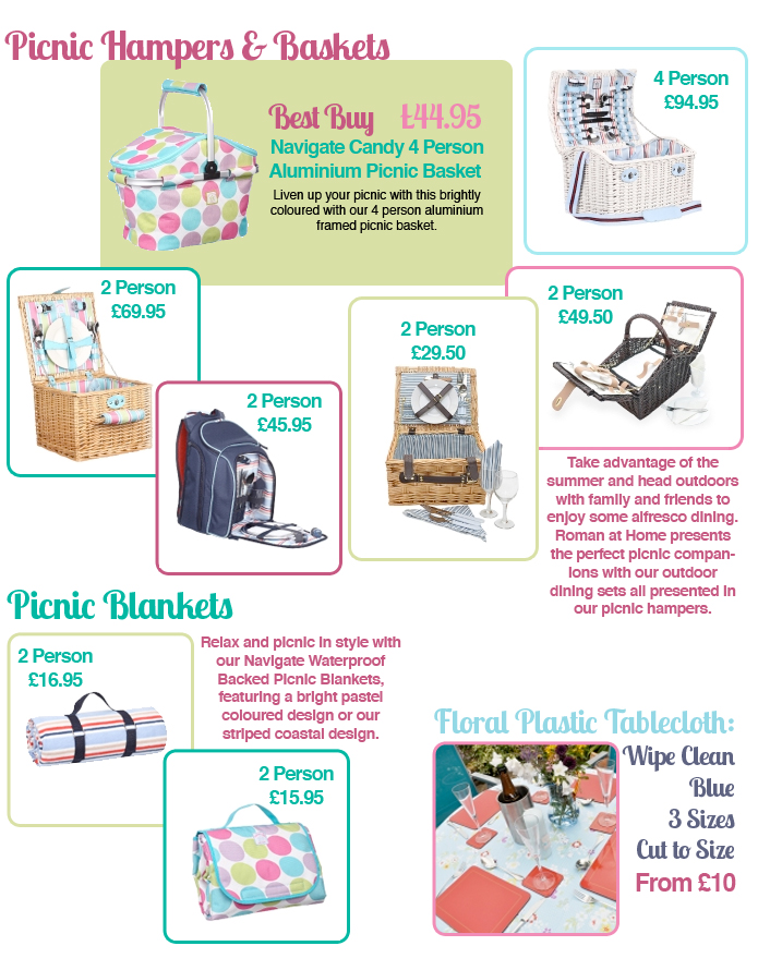 Picnic Week Products