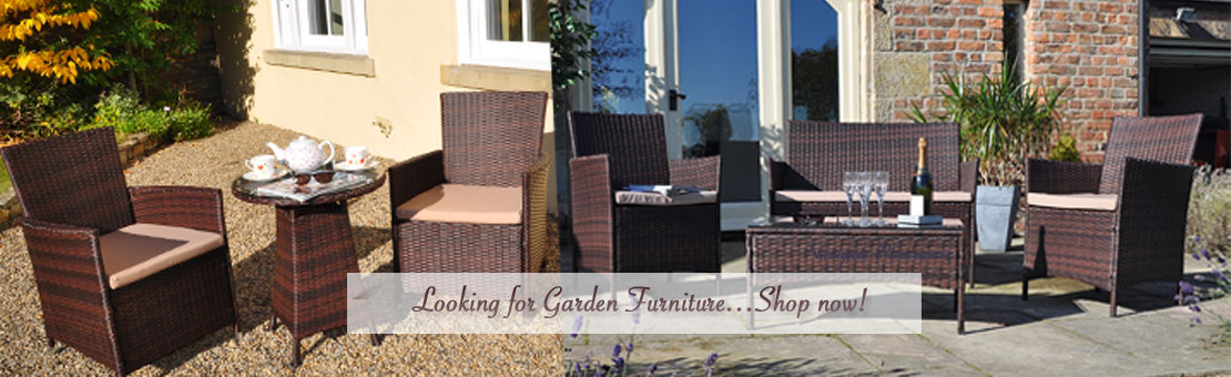 Roman at Home rattan garden furniture