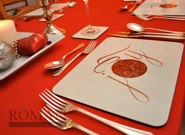 Christmas Spirit Placemats