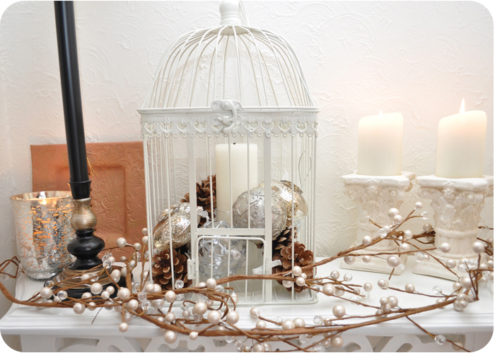 Christmas Decoration - Birdcage 3